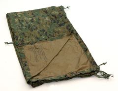 Reversible Field Tarpaulin | Woodland MARPAT - Coyote USED