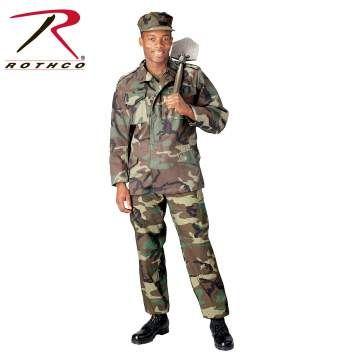 Rothco Camo M65 Field Jacket
