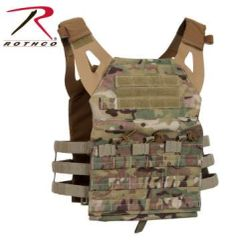 Rothco Lightweight Plate Carrier Vest | Multicam | 55893