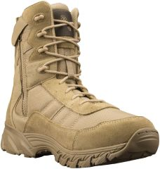 "ALTAMA VENGEANCE SR 8"" SIDE-ZIP BOOT TAN 305302"