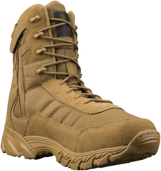 "ALTAMA VENGEANCE SR 8"" SIDE-ZIP BOOT COYOTE 305303"