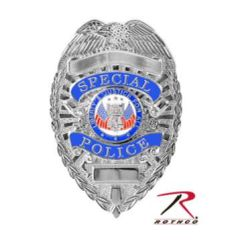 Rothco Deluxe Special Police Badge | 1926