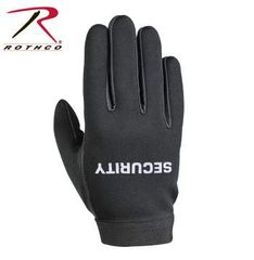 Rothco Security Neoprene Duty Gloves | 3155