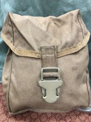 Coyote Brown USMC IFAK Pouch | USED | NSN 6545015392732