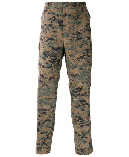 Marines Digital Camo Pattern BDU Cargo Pants