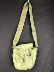 US Military Surplus Water Canteen Cover Carrier W/ Sling For 2Qt Olive Drab EUC