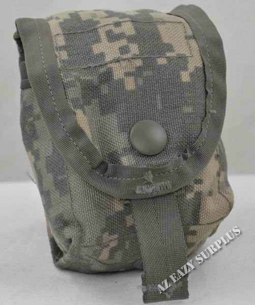 MOLLE II ACU Grenade Multi-Purpose Pouch | USED