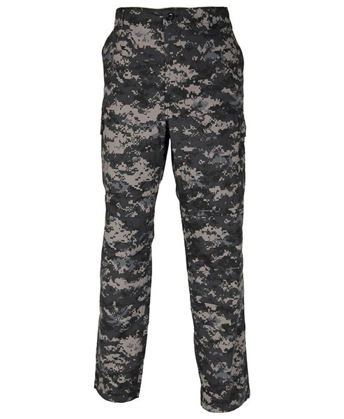 Subdued Digital BDU Tactical Military Pants Propper Genuine Gear Zipper-Fly 60/40 Ripstop