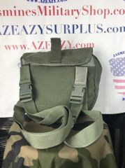 US Military Tactical Drop-Leg Gas Mask Pouch & Respirator Carrier - Avon - USED