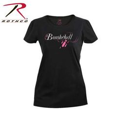"Women's ""Bombshell"" Longer T-shirt"