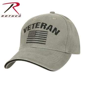 Vintage Veteran Low Pro Cap