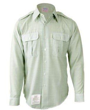 Army Class A Long Sleeve Dress Shirt