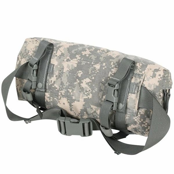 "MOLLE Waist Pack (""Butt Pack""), 8465-01-524-7263 (ACU Pattern) NEW"