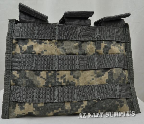 ACU M4 Three Magazine Side By Side Pouch | Used