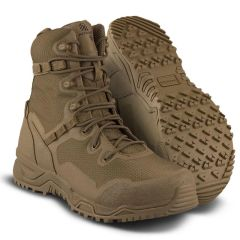 """Altama Coyote Brown Raptor 8"""" Safety Toe Boots 