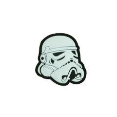 Stormtrooper Helmet PVC Patch