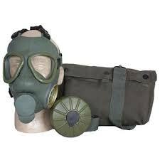 Serbian Army Issue Gas Mask