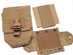 Eagle Industries USMC FSBE M-60 Ammo Pouch Coyote Brown 8465-01-516-8384 EUC
