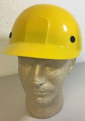 SAS SAFETY CORP. BUMP CAP WITH SUSPENSION SAFETY YELLOW