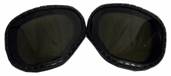 M40 GAS MASK REPLACEMENT LENS COVERS OUTSERTS TINTED | NEW