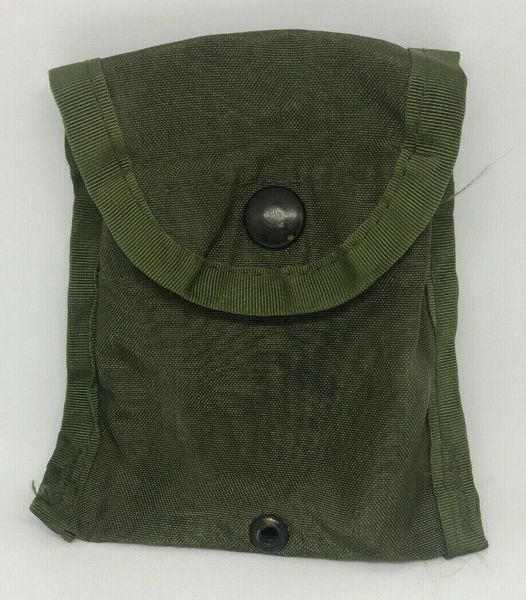 US Military G.I. Issue LC-1 Compass/First Aid Pouch USED