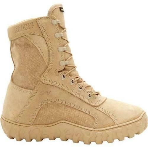 ROCKY S2V WATERPROOF 400G INSULATED TACTICAL MILITARY BOOT | 5.5 M