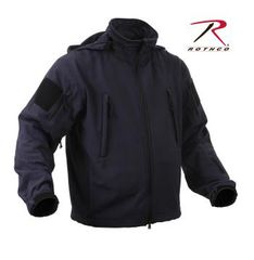 Rothco Special Ops Tactical Soft-Shell Jacket