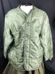 Cold Weather M65 Coat Liner | Medium | NEW
