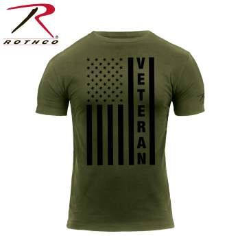 Rothco Veteran Flag T-Shirt | 2793