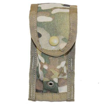 MOLLE 9mm Ammunition Pouch, RFI Issue, MultiCam, NSN 8465-01-580-2610