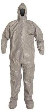 DuPont - Tychem F Coveralls