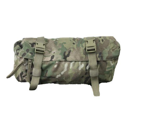 MOLLE Waist Pouch Bag/ Butt Pack, RFI Issue, MultiCam (OCP), NSN 8465-01-580-1300