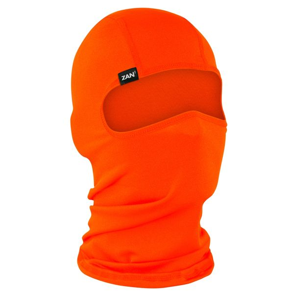 Polyester Balaclava | HIGH-VISIBILITY ORANGE | WBP142