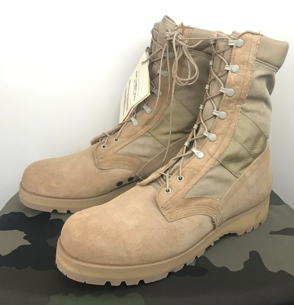 Hot Weather Army Combat Boots | 14.5 R