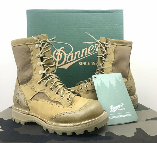 "DANNER MEN'S USMC RAT 8"" GORETEX BOOTS 