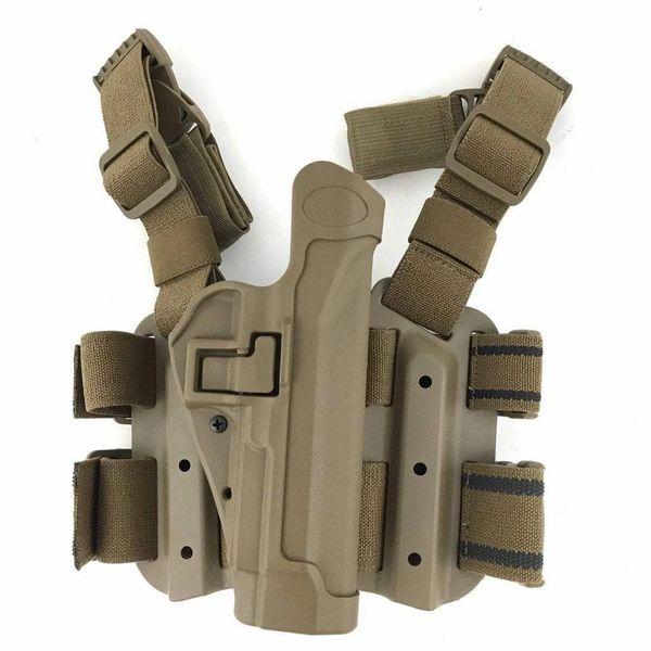Blackhawk Tactical SERPA Level II Holster for Beretta 92/96/M9/M9A1 | USED
