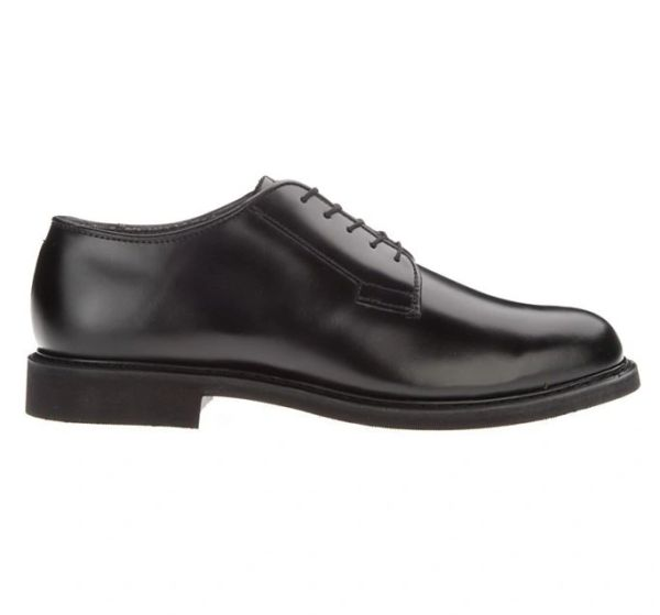 MEN'S BATES LITES® BLACK LEATHER OXFORD | E00932