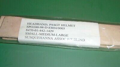 PASGT HELMET HEADBAND