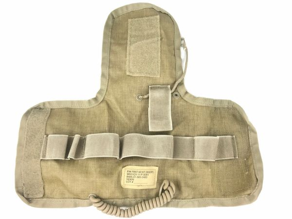 IFAK FIRST AID KIT | INSERT ONLY | COYOTE BROWN | USED