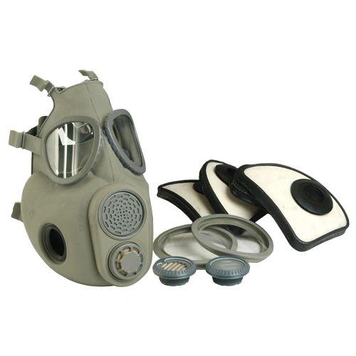 CZECH M10 GAS MASK W/FILTER