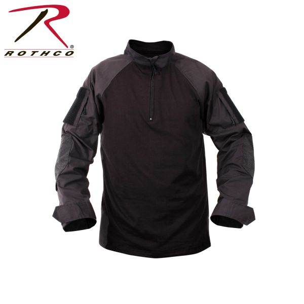 Rothco 1/4 Zip Military Combat Shirt