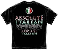 Absolute Italian T-Shirt