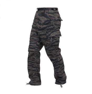 Tiger Stripe Camo Tactical BDU Pants | 7995