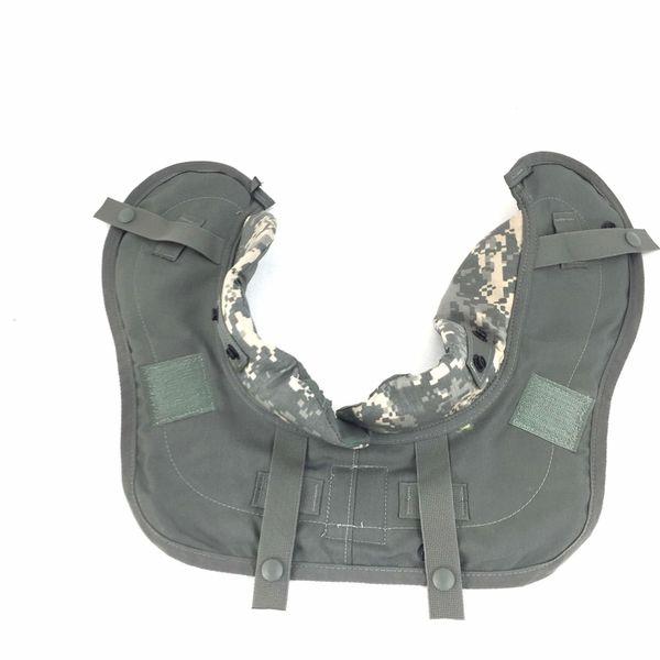 ACU Interceptor Body Armor Interceptor Yoke and Collar, Outer shell, LARGE 8470-01-526-7999
