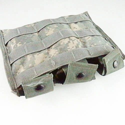 ACU Three Magazine Side By Side Pouch | NEW