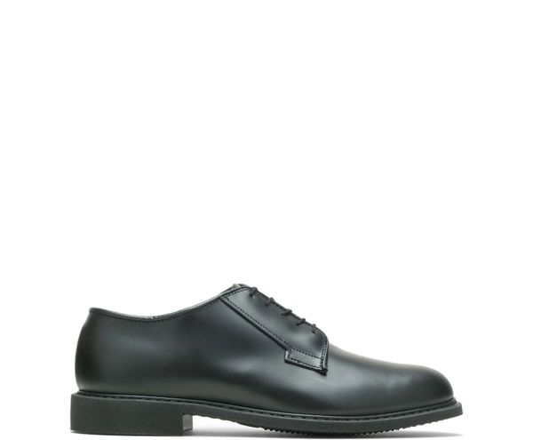 Bates Men's Leather Uniform Oxford E00968