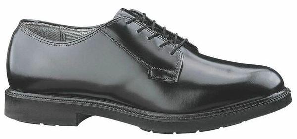 Bates E00112 Black Leather Oxford Shoes
