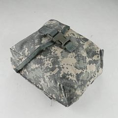 ACU MOLLE II SAW Ammunition Pouch, 5.56mm, 200 Round Capacity | Used
