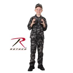 Rothco Kids Subdued Urban Digital Camo BDU Pants