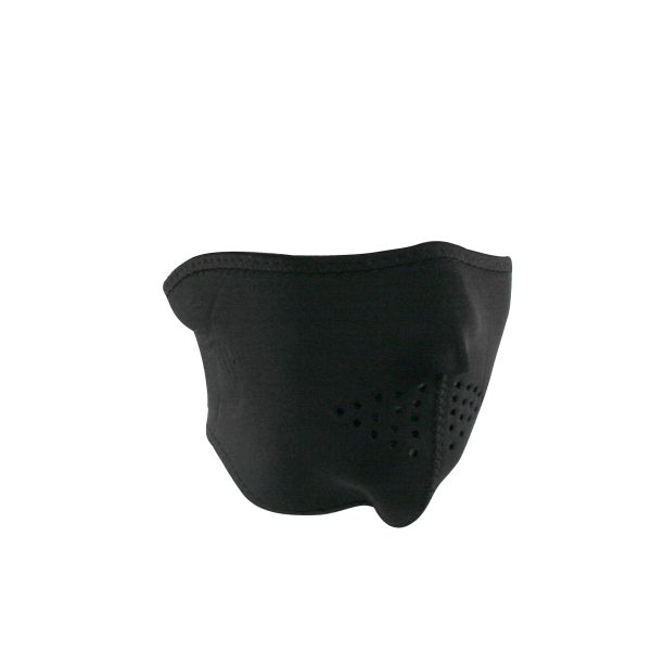 Neoprene Half Face Mask | Black | WNFM114H